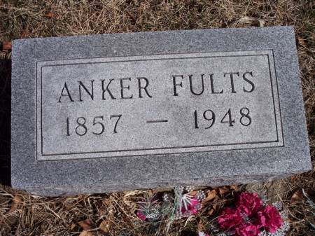 FULTS, ANKER - Page County, Iowa | ANKER FULTS
