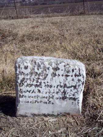 GILCHRIST, E.M.'S CHILD - Page County, Iowa | E.M.'S CHILD GILCHRIST