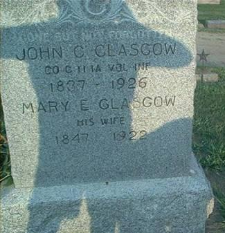 GLASGOW, MARY - Page County, Iowa | MARY GLASGOW