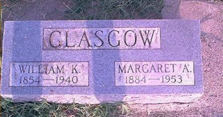 GLASGOW, WILLIAM K - Page County, Iowa | WILLIAM K GLASGOW