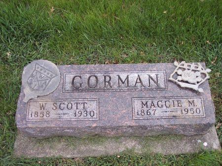 GORMAN, W. SCOTT - Page County, Iowa | W. SCOTT GORMAN