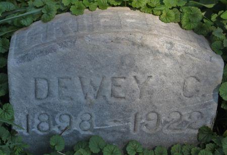 GRIFFITH, DEWEY C. - Page County, Iowa | DEWEY C. GRIFFITH