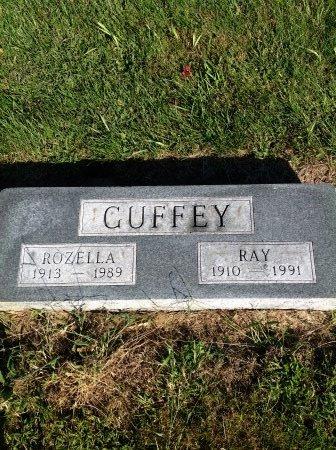 GUFFEY, ROZELLA - Page County, Iowa | ROZELLA GUFFEY