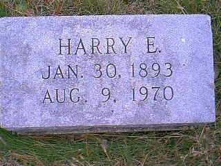HAKES, HARRY E. - Page County, Iowa | HARRY E. HAKES