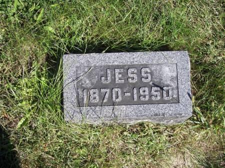 HARRIS, JESS - Page County, Iowa   JESS HARRIS