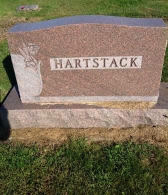 HARTSTACK, FAMILY STONE - Page County, Iowa | FAMILY STONE HARTSTACK
