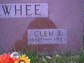 HAWHEE, CLEM S. - Page County, Iowa | CLEM S. HAWHEE
