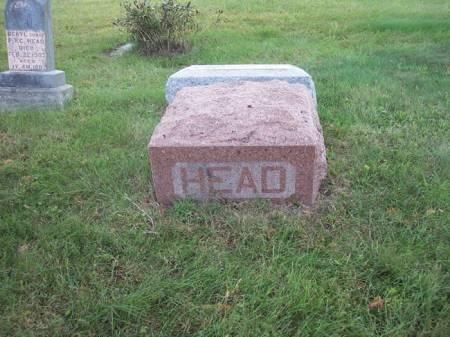 HEAD, CLARA - Page County, Iowa   CLARA HEAD