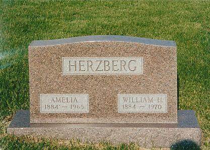 KETTLER HERZBERG, AMELIA - Page County, Iowa | AMELIA KETTLER HERZBERG