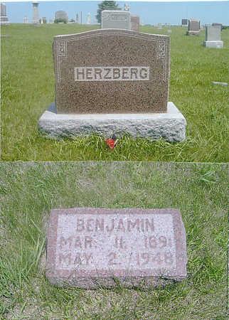 HERZBERG, BENJAMIN - Page County, Iowa   BENJAMIN HERZBERG