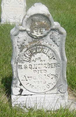 HERZBERG, FREDHA - Page County, Iowa | FREDHA HERZBERG