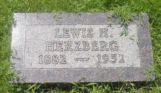HERZBERG, LEWIS H. - Page County, Iowa | LEWIS H. HERZBERG
