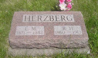 HERZBERG, R.H. - Page County, Iowa | R.H. HERZBERG