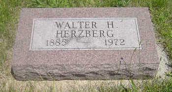 HERZBERG, WALTER H. - Page County, Iowa | WALTER H. HERZBERG