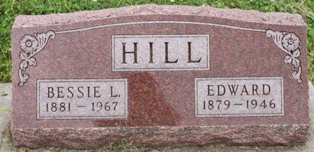 HILL, BESSIE - Page County, Iowa   BESSIE HILL