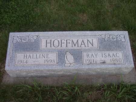 HOFFMAN, RAY ISAAC - Page County, Iowa | RAY ISAAC HOFFMAN