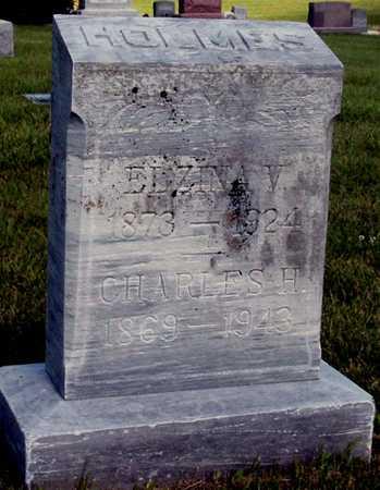 HOLMES, ELIZA - Page County, Iowa | ELIZA HOLMES