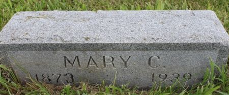 HORNING, MARY C. - Page County, Iowa | MARY C. HORNING