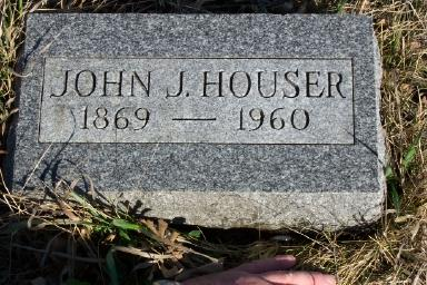 HOUSER, JOHN - Page County, Iowa | JOHN HOUSER