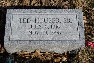 HOUSER, SR., TED - Page County, Iowa | TED HOUSER, SR.