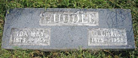 HUDDLE, JOHN CHRISTOPHER