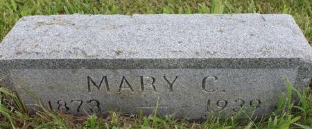 HUFFMAN, MARY C - Page County, Iowa   MARY C HUFFMAN