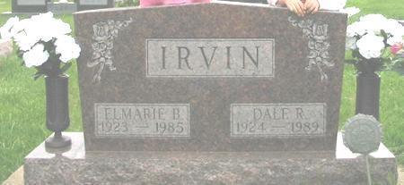 HOLMES IRVIN, ELMARIE - Page County, Iowa | ELMARIE HOLMES IRVIN