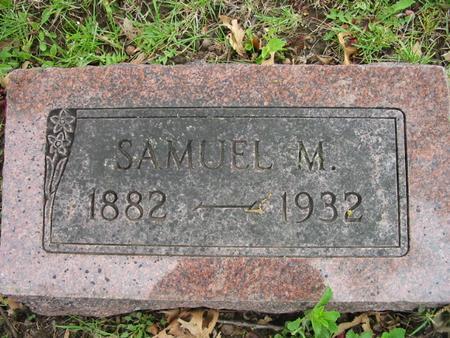IRVIN, SAMUEL - Page County, Iowa | SAMUEL IRVIN