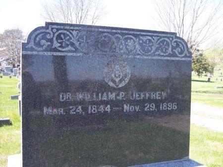 JEFFREY, WILLIAM P. - Page County, Iowa | WILLIAM P. JEFFREY