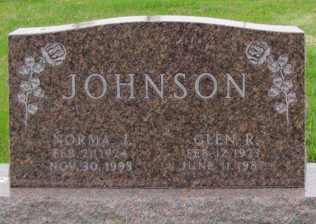 OTTE JOHNSON, NORMA JEAN - Page County, Iowa | NORMA JEAN OTTE JOHNSON