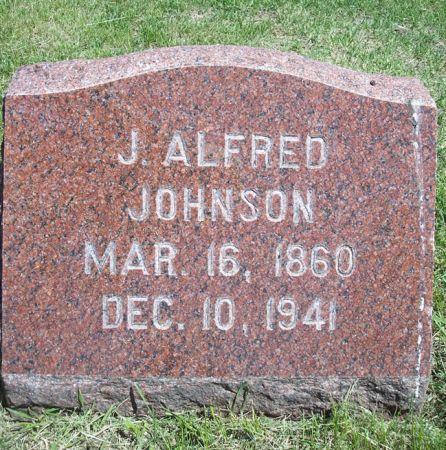 JOHNSON, J. ALFRED - Page County, Iowa | J. ALFRED JOHNSON