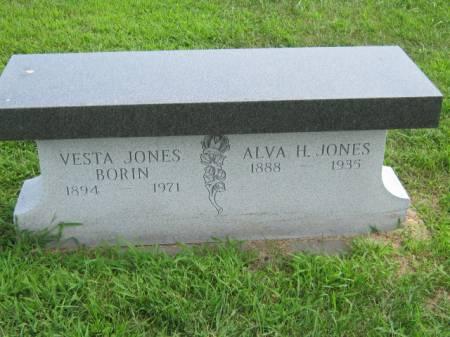JONES, VESTA - Page County, Iowa | VESTA JONES