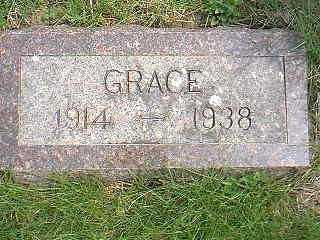 JONES, GRACE - Page County, Iowa | GRACE JONES