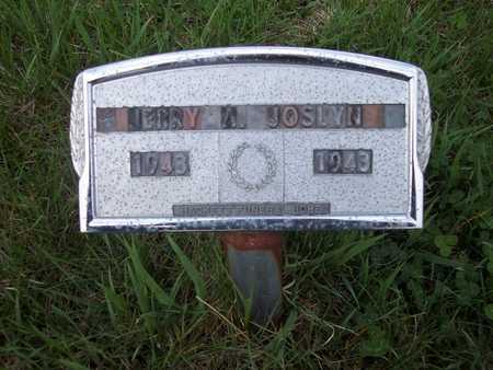 JOSLYN, JERRY - Page County, Iowa | JERRY JOSLYN