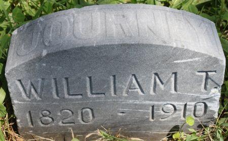 JOURNEY, WILLIAM THOMAS - Page County, Iowa | WILLIAM THOMAS JOURNEY