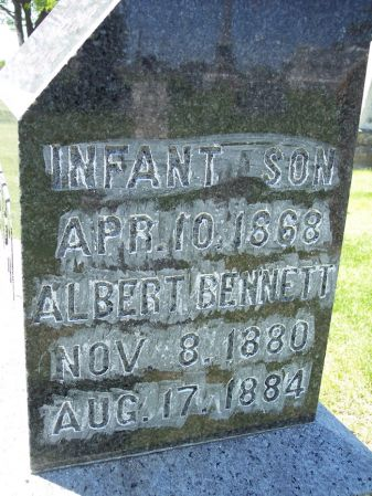 KEENER, INFANT SON - Page County, Iowa | INFANT SON KEENER