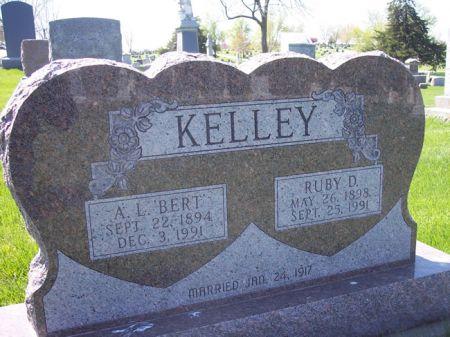 KELLEY, RUBY D. - Page County, Iowa | RUBY D. KELLEY