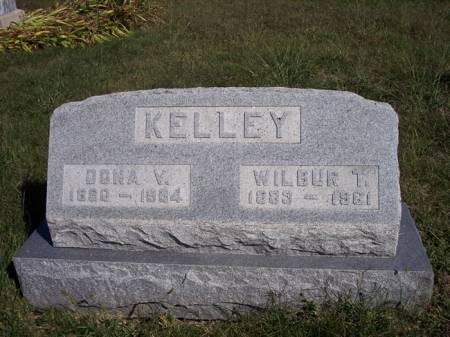KELLEY, WILBUR T. - Page County, Iowa | WILBUR T. KELLEY