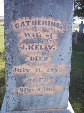 KELLY, CATHERINE - Page County, Iowa | CATHERINE KELLY