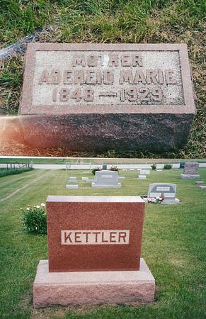KETTLER, ADEHEID MARIE - Page County, Iowa | ADEHEID MARIE KETTLER