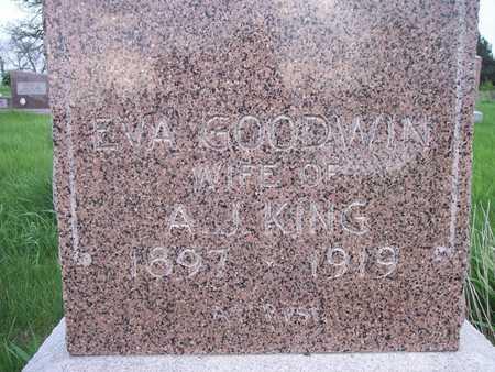 GOODWIN KING, EVA - Page County, Iowa | EVA GOODWIN KING