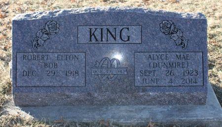 KING, ROBERT E - Page County, Iowa | ROBERT E KING