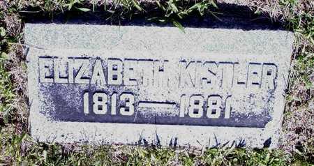 KISTLER, ELIZABETH - Page County, Iowa | ELIZABETH KISTLER