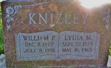 KNIZLEY, LYDIA MAGDALENE - Page County, Iowa | LYDIA MAGDALENE KNIZLEY