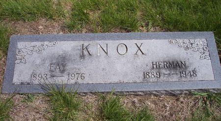 KNOX, HERMAN - Page County, Iowa | HERMAN KNOX