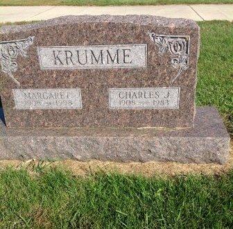 KRUMME, CHARLES - Page County, Iowa   CHARLES KRUMME
