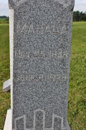 BEERY KUNKEL, MAHALA - Page County, Iowa   MAHALA BEERY KUNKEL
