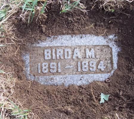 LOGHRY, BIRDA M. - Page County, Iowa | BIRDA M. LOGHRY