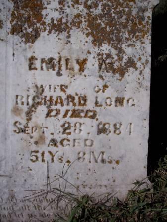 LONG, EMILY A. - Page County, Iowa | EMILY A. LONG