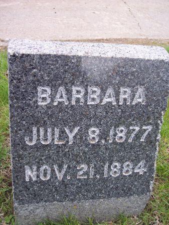 LORANZ, BARBARA - Page County, Iowa | BARBARA LORANZ